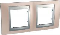 Фото - Рамка для розетки / выключателя Schneider Unica Top MGU66.004.096
