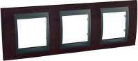 Фото - Рамка для розетки / выключателя Schneider Unica Top MGU66.006.2M3