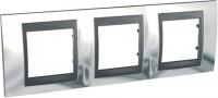 Фото - Рамка для розетки / выключателя Schneider Unica Top MGU66.006.210
