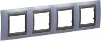 Рамка для розетки / выключателя Schneider Unica Top MGU66.008.298