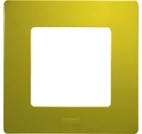 Фото - Рамка для розетки / выключателя Legrand Etika 672541