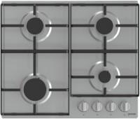Варочная поверхность Gorenje G 640 EX нержавеющая сталь