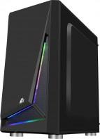 Корпус 1stPlayer R2-1R1 Color LED черный