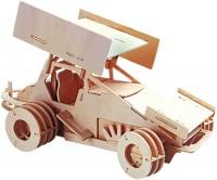 3D пазл MDI Racing Car P141