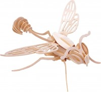 3D пазл MDI Earth Wasp E032