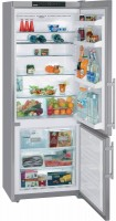 Холодильник Liebherr CNesf 5123 нержавеющая сталь