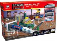 Автотрек / железная дорога BSQ Industrial Mega City 2087