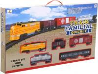 Автотрек / железная дорога Fenfa Train Familial Quickly 1600A-8B