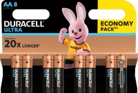 Фото - Аккумулятор / батарейка Duracell  8xAA Ultra MX1500