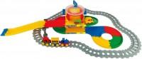 Автотрек / железная дорога Wader Park and Railway 51520