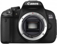 Фото - Фотоаппарат Canon EOS 650D  body
