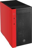 Корпус SilverStone SST-RL08B красный