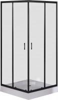 Душевая кабина Bravo Ner 90 90x90см симметричная