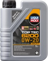 Моторное масло Liqui Moly Top Tec 6200 0W-20 1л