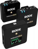 Микрофон Rode Wireless GO II