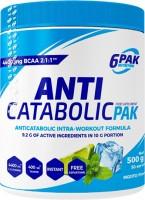 Фото - Амінокислоти 6Pak Nutrition AntiCatabolic Pak 500 g