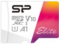 Карта памяти Silicon Power Elite microSDXC UHS-I U1 Class10 V10 A1  128ГБ