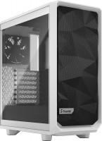 Корпус Fractal Design Meshify 2 Compact Clear TG белый