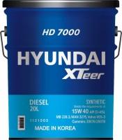 Моторное масло Hyundai XTeer HD 7000 15W-40 20л