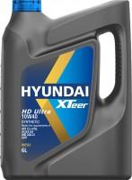 Моторное масло Hyundai XTeer Ultra HD 10W-40 6л