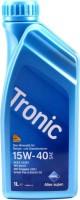 Моторное масло Aral Tronic 15W-40 1L 1л