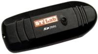 Картридер/USB-хаб STLab U-371