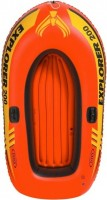 Надувная лодка Intex Explorer 200