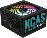 Фото - Блок питания Aerocool Kcas Plus Gold  Kcas Plus Gold 650W