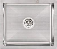 Кухонная мойка Lidz H5245 3.0/1.0 520x450мм