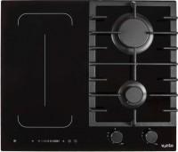 Варочная поверхность VENTOLUX HG 622 B9G CS FI BK черный