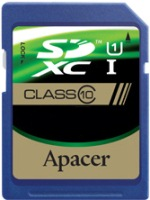 Карта памяти Apacer SDXC UHS-I Class 10 64Gb