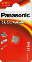 Фото - Аккумулятор / батарейка Panasonic 1x390