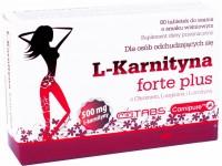 Спалювач жиру Olimp L-Carnitine Forte Plus 80 tab 80шт