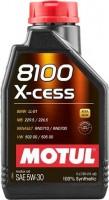 Моторное масло Motul 8100 X-Cess 5W-30 1л