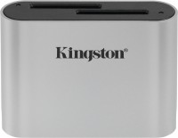 Картридер / USB-хаб Kingston Workflow SD Reader