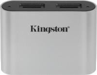 Картридер / USB-хаб Kingston Workflow microSD Reader