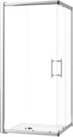 Душова кабіна Ravak X-Uni XU2RV2-90 90x90 симетрично