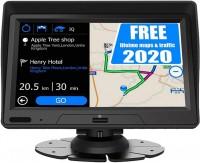 GPS-навигатор LesKo 719 DVR