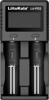 Зарядка аккумуляторных батареек Liitokala Lii-PD2