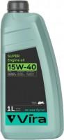 Моторное масло VIRA Super 15W-40 1л