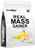 Гейнер IronFlex Real Mass Gainer 1кг