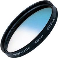 Фото - Светофильтр Marumi GC-Blue 55mm