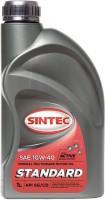 Моторное масло Sintec Standard 10W-40 1л