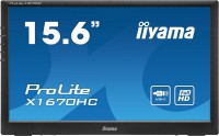 "Монитор Iiyama ProLite X1670HC-B1 16"""