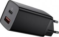 Фото - Зарядное устройство BASEUS GaN2 Lite Quick Charger C+U 65W