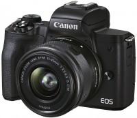 Фотоаппарат Canon EOS M50 Mark II  kit 15-45 + 55-200