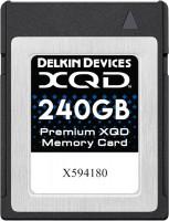 Карта памяти Delkin Devices Premium XQD  240ГБ