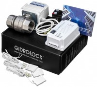 Система защиты от протечек Gidrolock Zagorodnyi Dom 1 Professional Bonomi 1/2