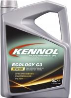 Моторное масло Kennol Ecology C3 5W-40 5л