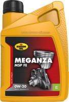Моторное масло Kroon Meganza MSP FE 0W-20 1л